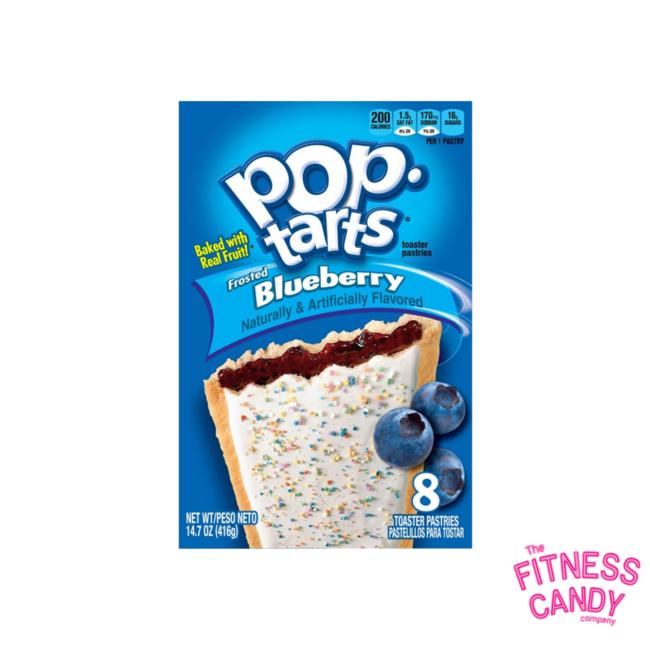 Kellogs POP Tarts Blueberry