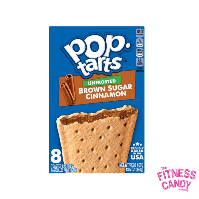 Kellogs POP Tarts Brown Sugar Cinnamon