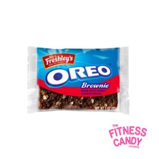 MRS FRESHLEY Oreo Brownie