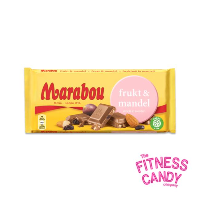 MARABOU Fruit & Amandel