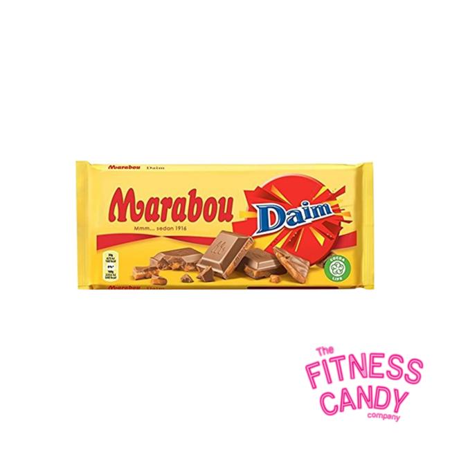 MARABOU Melkchocolade Daim