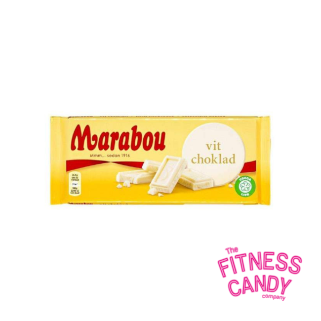 MARABOU Witte Chocolade
