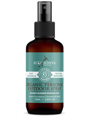 Eco by Sonya Eco By Sonya - Organic Personal Outdoor Spray
