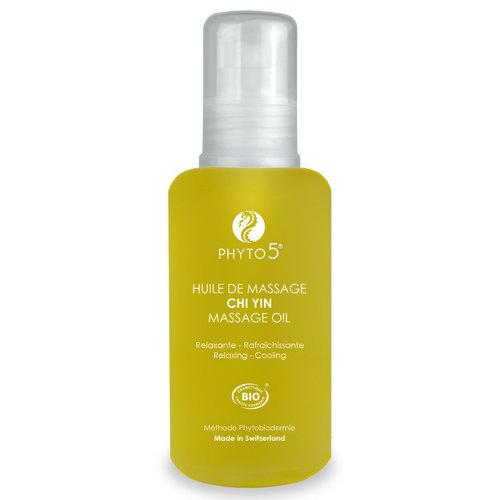 Phyto5 Chi Yin Massage Oil Bio