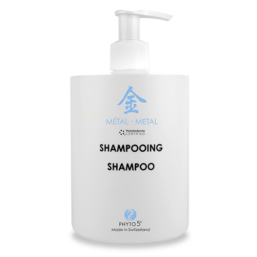 Phyto5 Shampoo with Sweed Almond Oil Metal