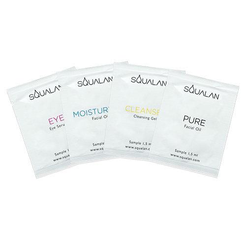 Squalan Squalan Sachets Set