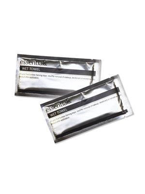 Tanning Essentials Essentials Folded Wet Towel