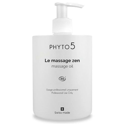 Phyto5 Zen Massage Oil Bio