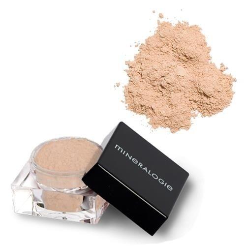 Mineralogie Loose Foundation - Soft Beige Tester