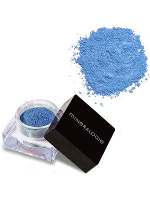 Mineralogie Loose Eye Shadow - Azure Tester