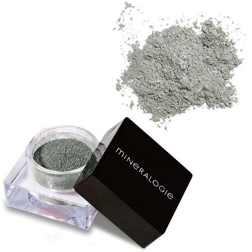 Mineralogie Loose Eye Shadow - Misty Moss Tester