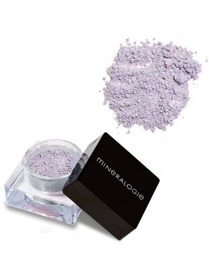Mineralogie Loose Eye Shadow - Lavender Whip Tester