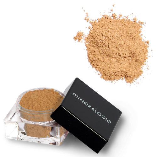 Mineralogie Loose Foundation - Mocha Tester