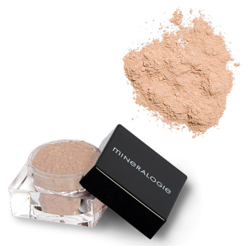 Mineralogie Loose Foundation - Golden Sand Tester
