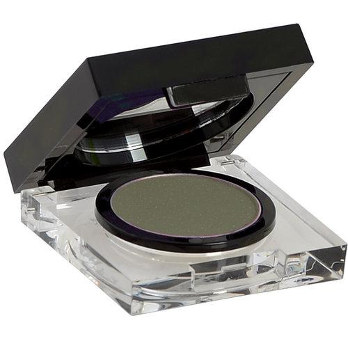Mineralogie Pressed Eye Shadow - Olive Tester