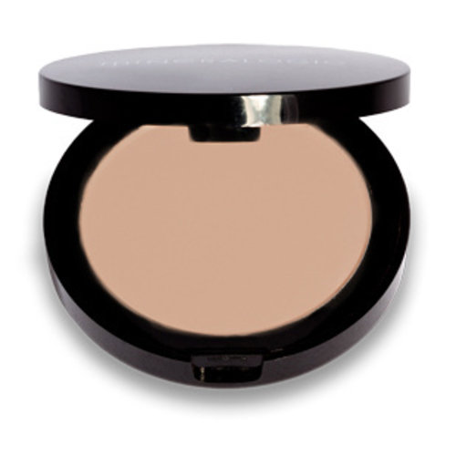 Mineralogie Pressed Soft Finishing Powder - Touch Of Colour Tester
