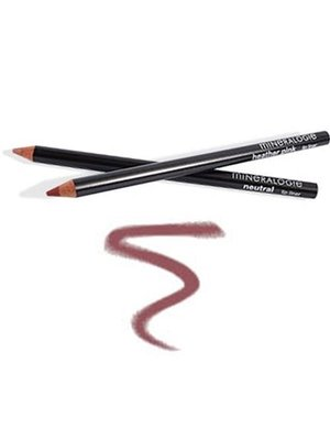 Mineralogie Natural Lip Liner - Heather Pink Tester