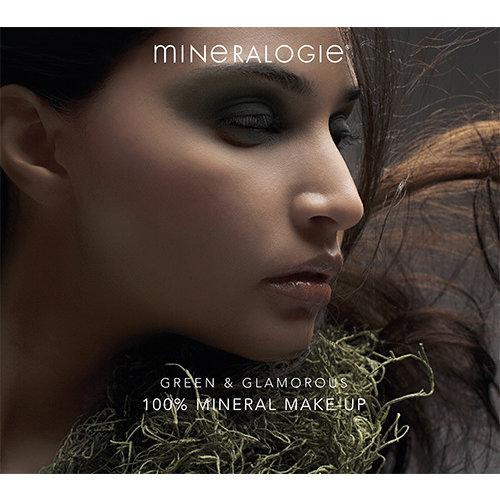 Mineralogie Mineralogie Display Achterwandje