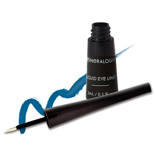 Mineralogie Liquid Eye Liner Cobalt Tester