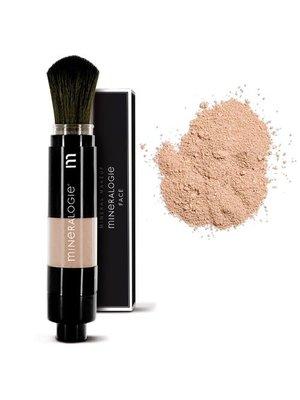 Mineralogie Dispensing Brush Foundation - Brown Sugar