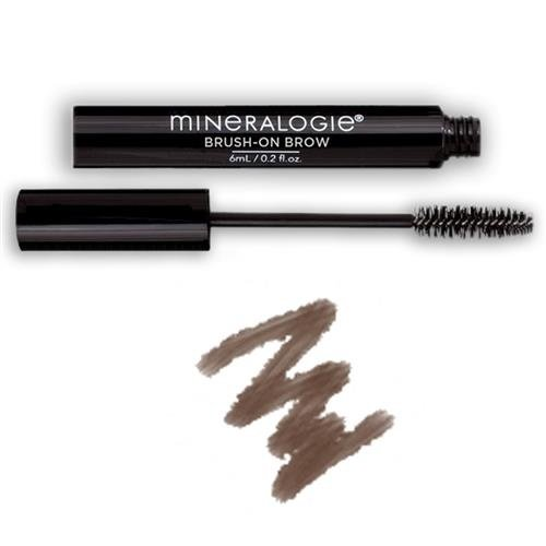 Mineralogie Brush on Brow Brunette Tester