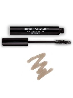 Mineralogie Brush on Brow Blonde Tester