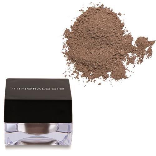 Mineralogie Brow Powder - Brunette Tester