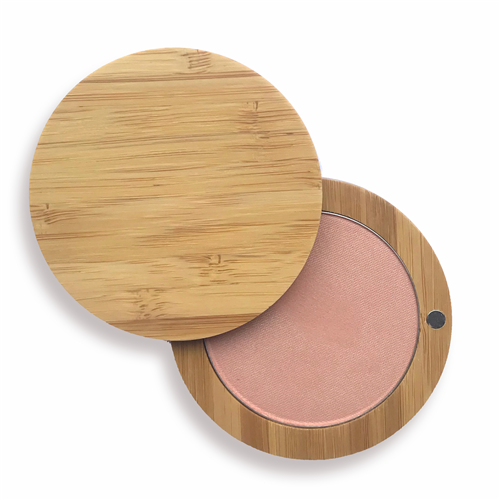 Mineralogie Bamboo Pressed Blush - Berry Blossom Tester