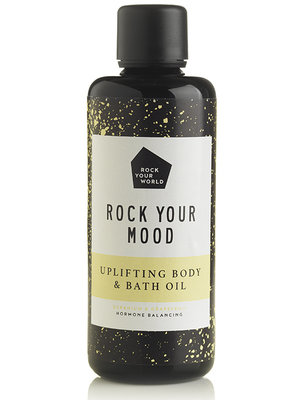 Rock Your World Uplifting Body & Bath Oil - Meer Balans