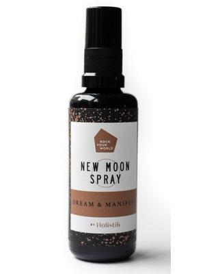 Rock Your World New Moon Aura Spray - Meer Zelfliefde