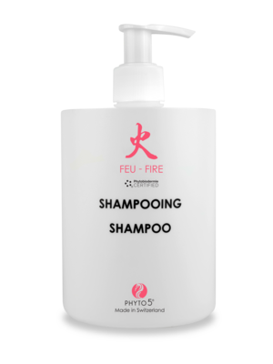 Phyto5 Shampoo with Cider Vinegar Fire