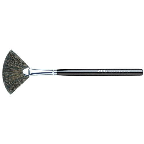 MINKrotterdam Mink Fan Brush