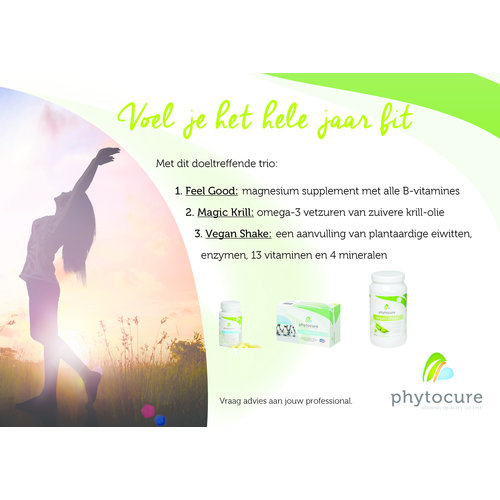 Phytocure Magic Krill, Forever Young