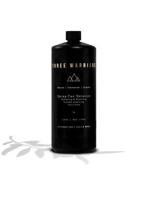 Three Warriors Three Warriors - Spray Tan Solution