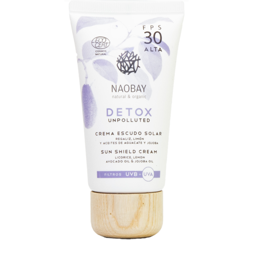 Naobay Detox Sun Shield Cream SPF 30