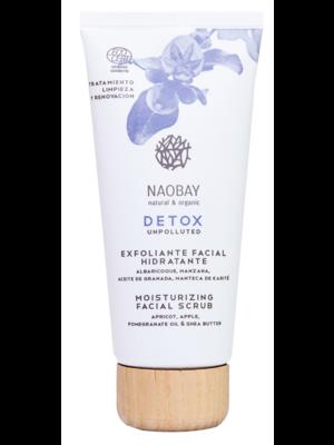 Naobay Detox Moisturizing Facial Scrub