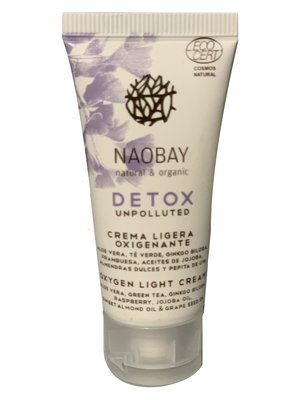 Naobay Detox Oxygen Light Cream Mini