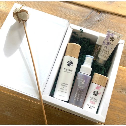 Naobay Naobay Gift Box Shampoo & Shower Gel