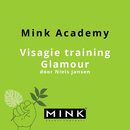 Mineralogie Visagie training glamour door Niels Jansen 27-09-2021