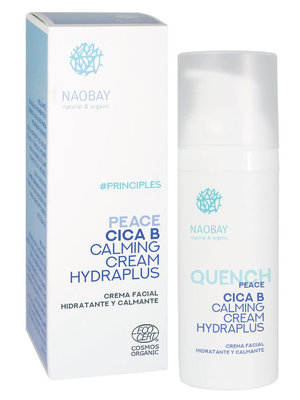 Naobay Peace - Cica B Calming Cream Hydraplus