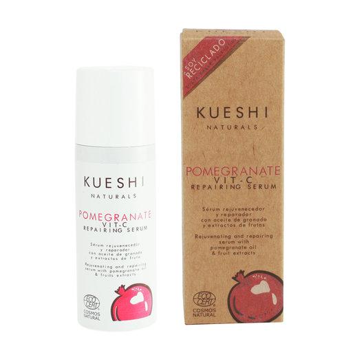 Kueshi Kueshi - Pomegranate Hyaluronic Vit. C Repairing Serum