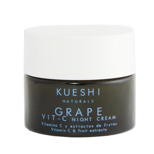 Kueshi Kueshi - Grape Super Fruit Vit. C Night Cream