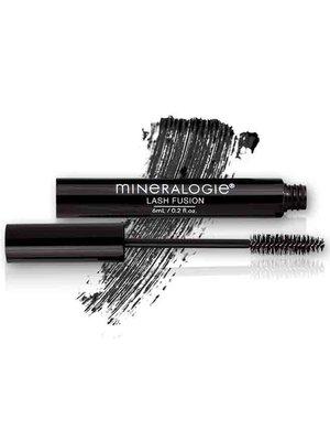 Mineralogie Lash Fusion Mascara - Black Tester