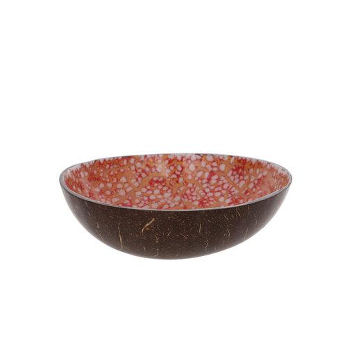 Kokosbakkie Coconut Bowl - Pink Poison
