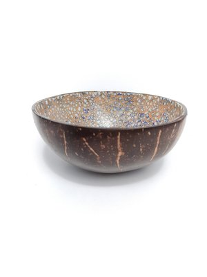 Kokosbakkie Coconut Bowl - Blue Poison