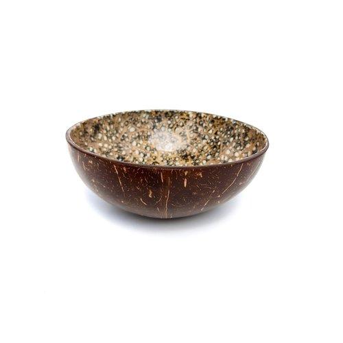 Kokosbakkie Coconut Bowl - Black Poison