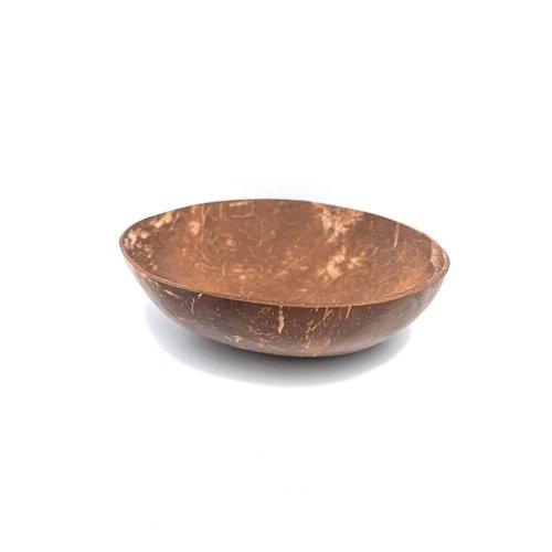 Kokosbakkie Coconut Bowl - Natural Flatty