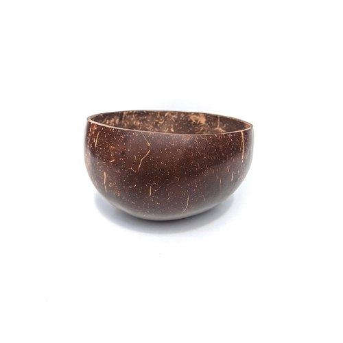 Kokosbakkie Coconut Bowl - Natural Plain (M)