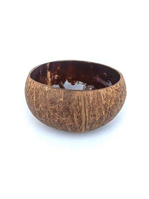 Kokosbakkie Coconut Bowl - Natural Raw (Coating) (L)