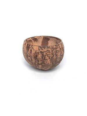 Kokosbakkie Coconut Bowl - Natural Raw (Coating) (S)
